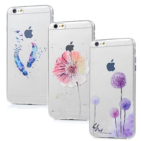 3 x coque pour iphone 6 6s