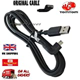GENUINE TOMTOM START 40 / 50 / 60 / USB CAR CHARGER DATA CABLE LEAD