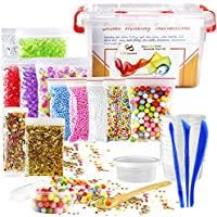 OPount 15 Pack Making Kit Supplies for Slime