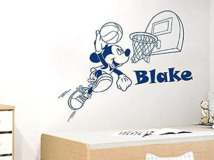 Amazon.com: Amazing Home Decor-Mickey Mouse - Adhesivo ...