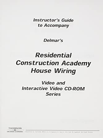 Incredible Amazon Com Residential Construction Academy House Wiring Video Set Wiring Digital Resources Indicompassionincorg