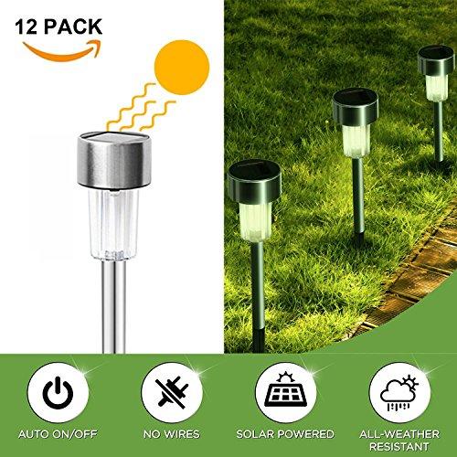 Lawn And Garden International Solar Lights - 3