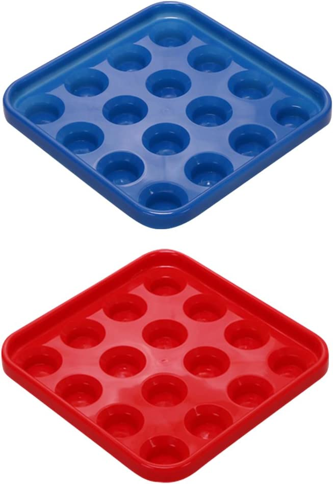 perfeclan 2 Piezas De Plástico Duradero Snooker O Pool Ball ...