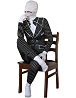 SecondSkin Men's Full Body Spandex Lycra Suit