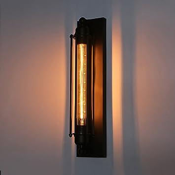 Gut bekannt Konesky Vintage Wandleuchte, Retro Flur Licht: Amazon.de: Computer ME44