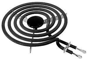 """ClimaTek Upgraded Cooktop 6"""" Range/Stove Surface Burner Fits Thermador 00487041 AP2837052 00484610"""
