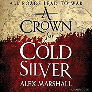 A Crown for Cold Silver Audiobook