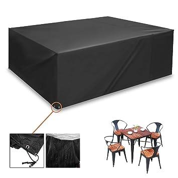 Gartenmöbel Abdeckung.Gartenmöbel Schutzhülle 200x160x70cm Oxford Grillschutzhülle Abdeckung Sitzgruppe Gartenmöbel Hülle Für Möbel Tische Und Gartenstühle