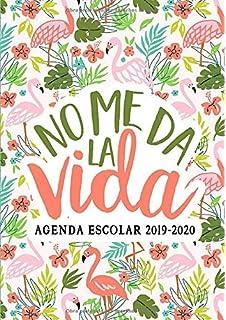Las sirenas existen: Agenda escolar 2019-2020: Del 1 de ...