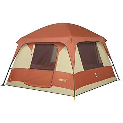 Eureka Copper Canyon 6 -Person Tent  sc 1 st  Amazon.com & Amazon.com : Eureka Copper Canyon 6 -Person Tent : Family Tents ...