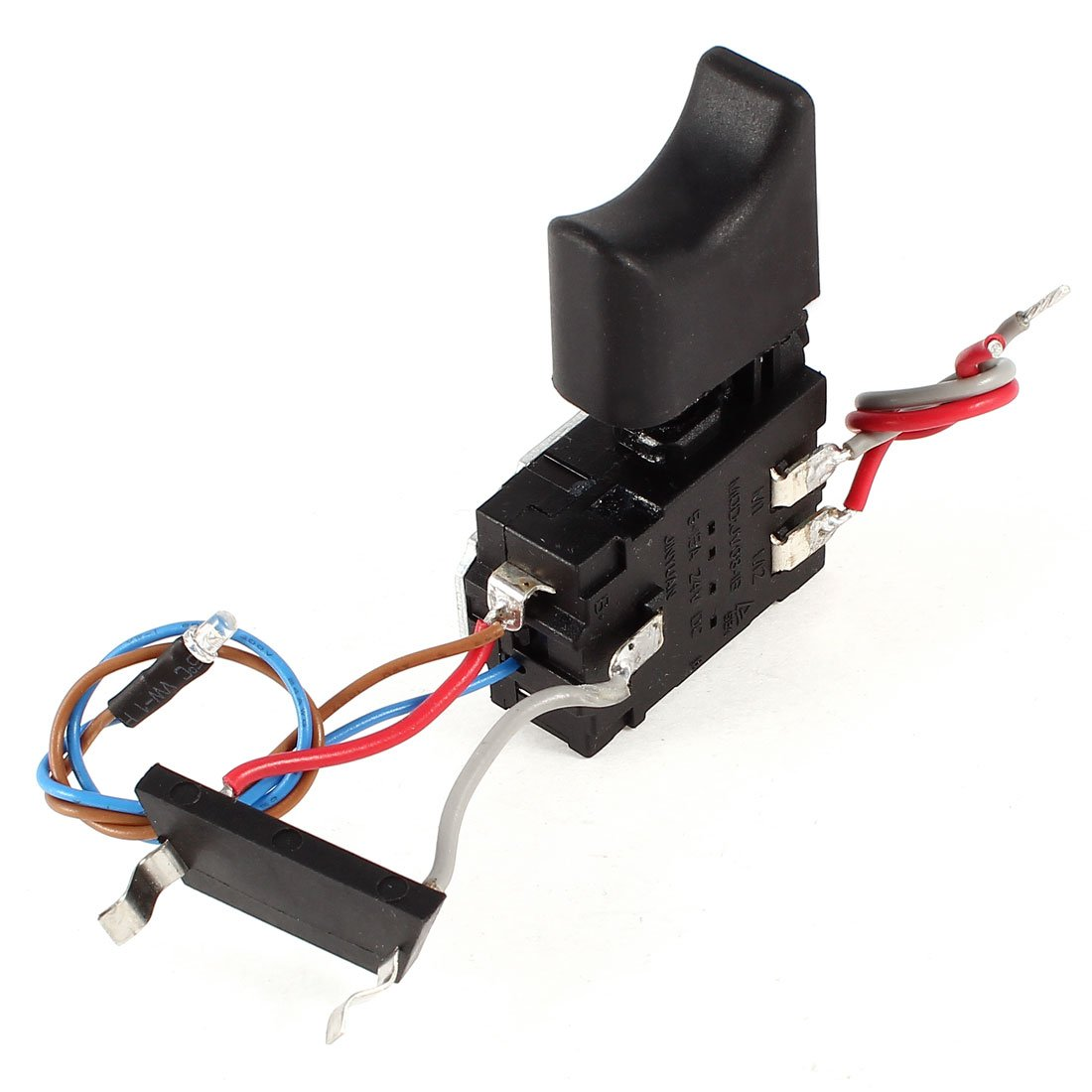 Electric Cordless Drill Trigger Switch 5-15A DC 24V 5E4