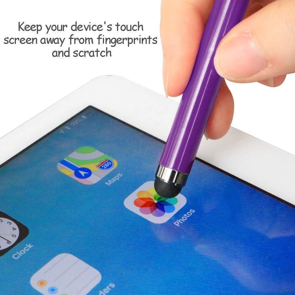 Bargains Depot B /& D Eingabestift Touchstift Pen 10 St/ück Kapazitive Stylus f/ür iPad iPhone Tablets Samsung Galaxy Alle Universal-Touchscreen-Ger/äte