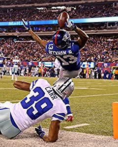 Odell Beckham Jr Photo Poster New York Giants Football Wall Decor *FAST SHIPPING**