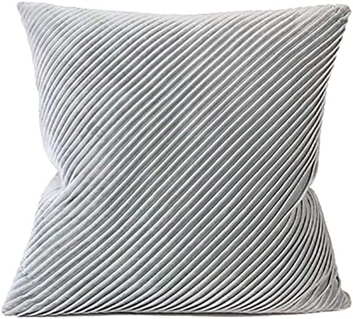 Pillows Neutral Silver Cushion Cover