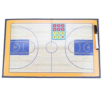 hignmoor baloncesto táctica tablero plegable magnético Coaching ...