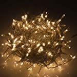 Warm White (soft white) 200 LED Batte...