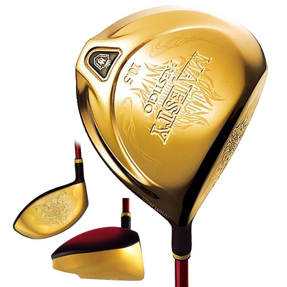 マルマン ゴルフクラブ 単品 ドライバー MAJESTY PRESTIGIO 9 DRIVER マジェスティ プレステジオ ナイン ドライバー SR 9.5° B0772SP4XT