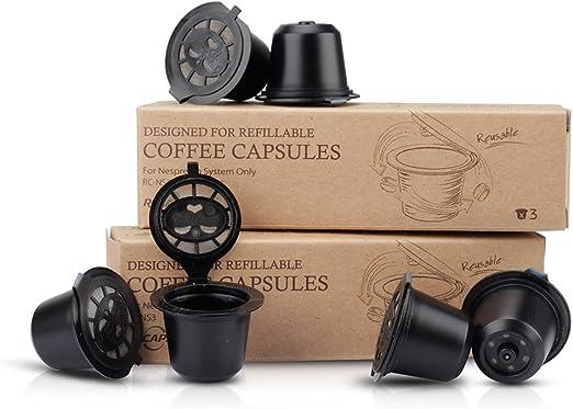 RECAPS Cápsulas recargables Cápsulas de filtro compatibles con ...