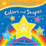 Colors and Shapes: Touch-and-Trace Early Learning Fun! (Little Groovers)