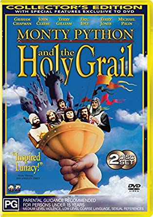 Monty Python And The Holy Grail 2 Dvd Edizione: Australia Italia ...