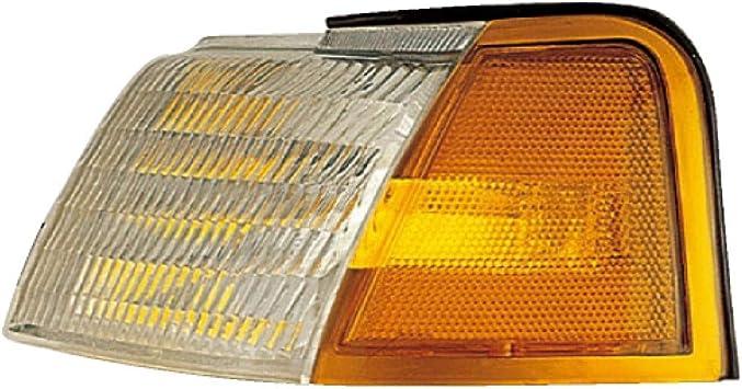 Headlight Headlamp Driver Side Left LH for 89-93 Ford Thunderbird