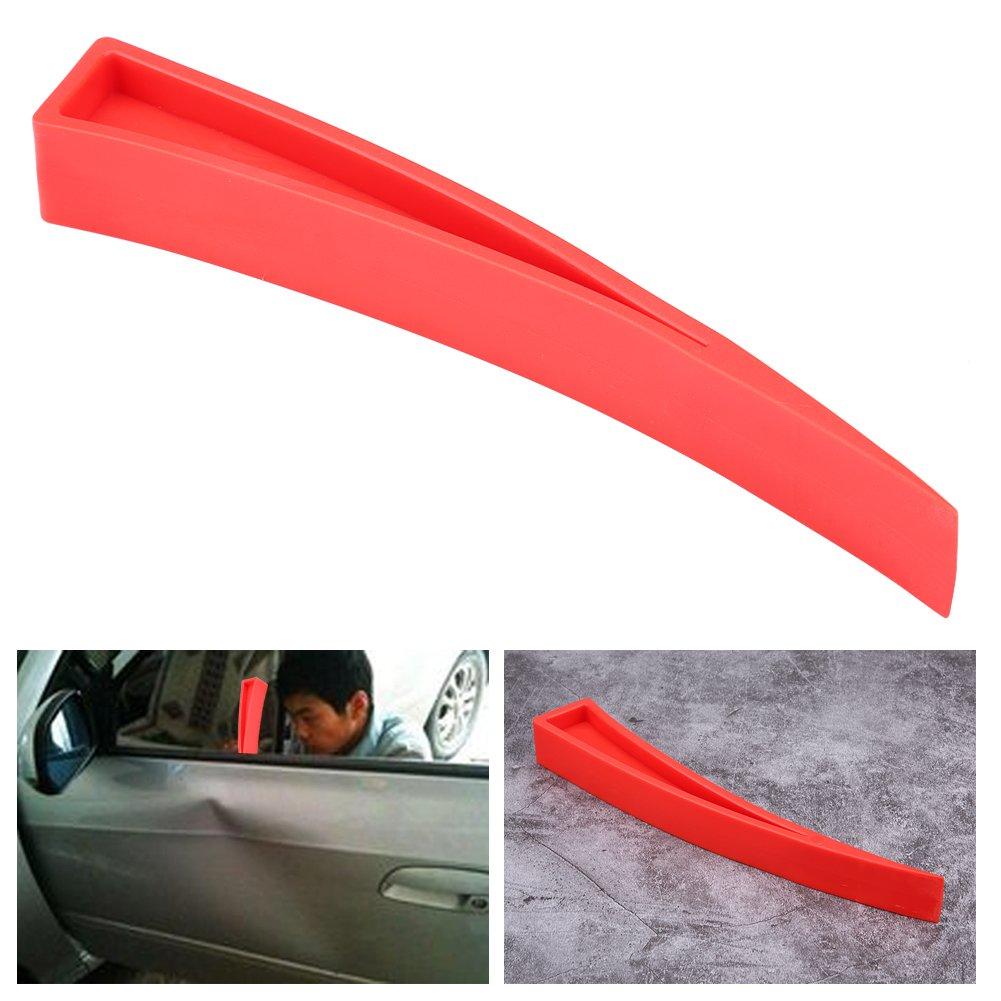 Keenso Red Window Wedge, Plastic Car Door Wedge Car Window Wedge Repair Paintless Dent Repair Tools Unlock Lockout Kit (5pcs) by Keenso (Image #8)