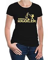 buXsbaum® Girlie T-Shirt Bergkraxler