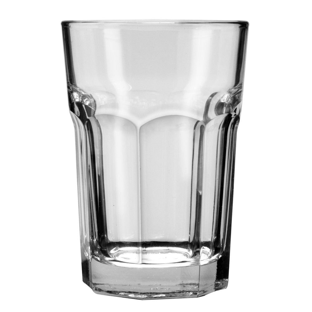 Anchor Hocking New Orleans 12 Ounce Beverage Glass, Rim Tempered -- 36 per case