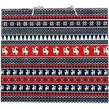 Funny Holiday Season Christmas Gift Bags (Large, Humping Reindeer)