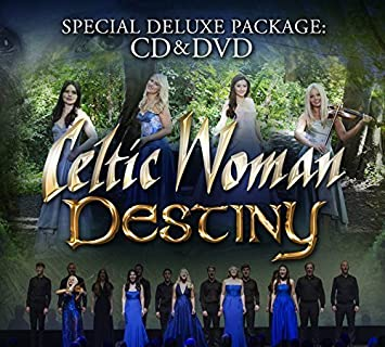 Destiny [CD/DVD Deluxe] by Celtic Woman (2016-05-04)