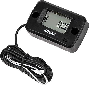 Amazon.com: AIMILAR - Medidor digital de horas de ...