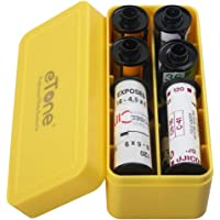 1X Multi-Format Container Case Box for 120 220 135 Film B&W Color Kodak Ilford