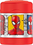 THERMOS Funtainer 10 Ounce Food Jar, Spiderman