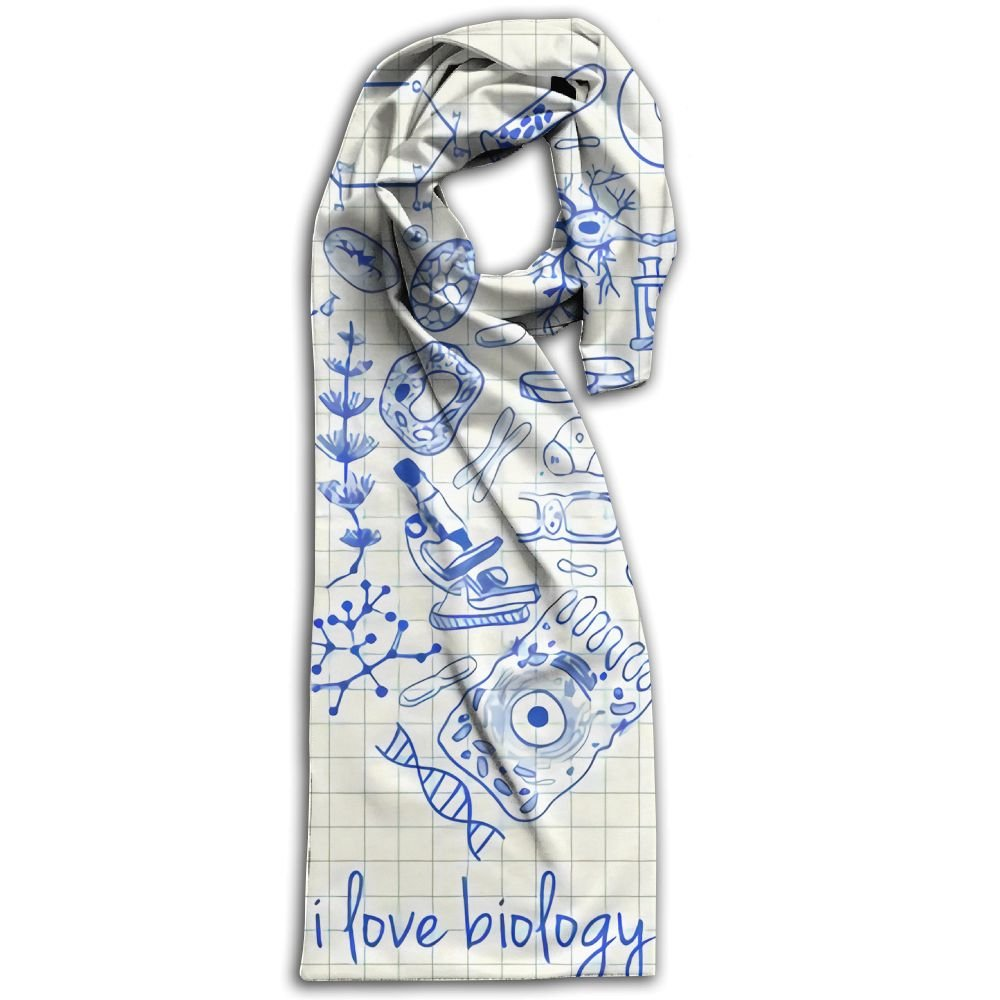 Doppyee Love Biology Super Soft Classic Cashmere Pashmina Feel Winter Scarf For Men And Women