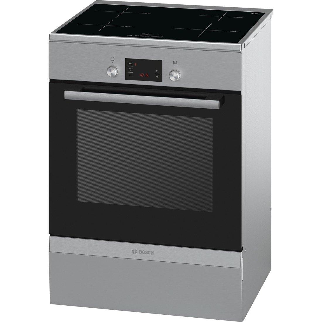 Bosch HCA748450 - Cocina (Independiente, Acero inoxidable ...