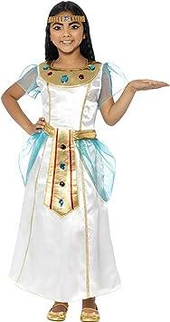 Cleopatra - Disfraz de la Reina de Egipto para niñas, Talla M y L ...