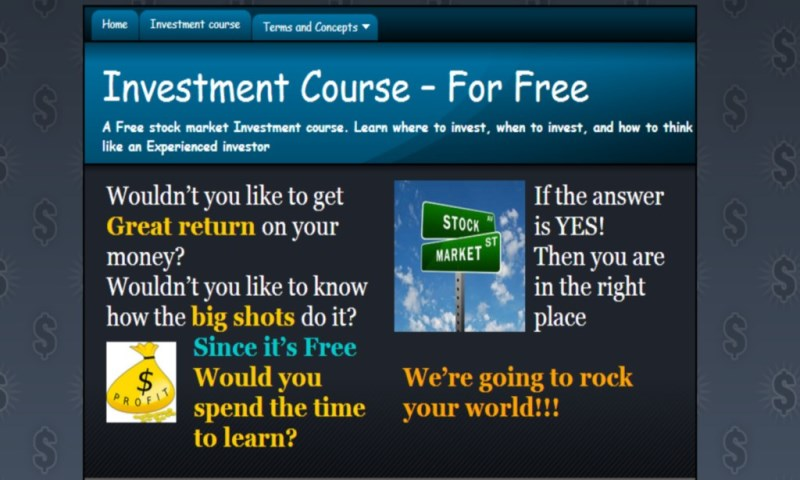 Amazon Stock Investment Course Etrade Appstore For Android
