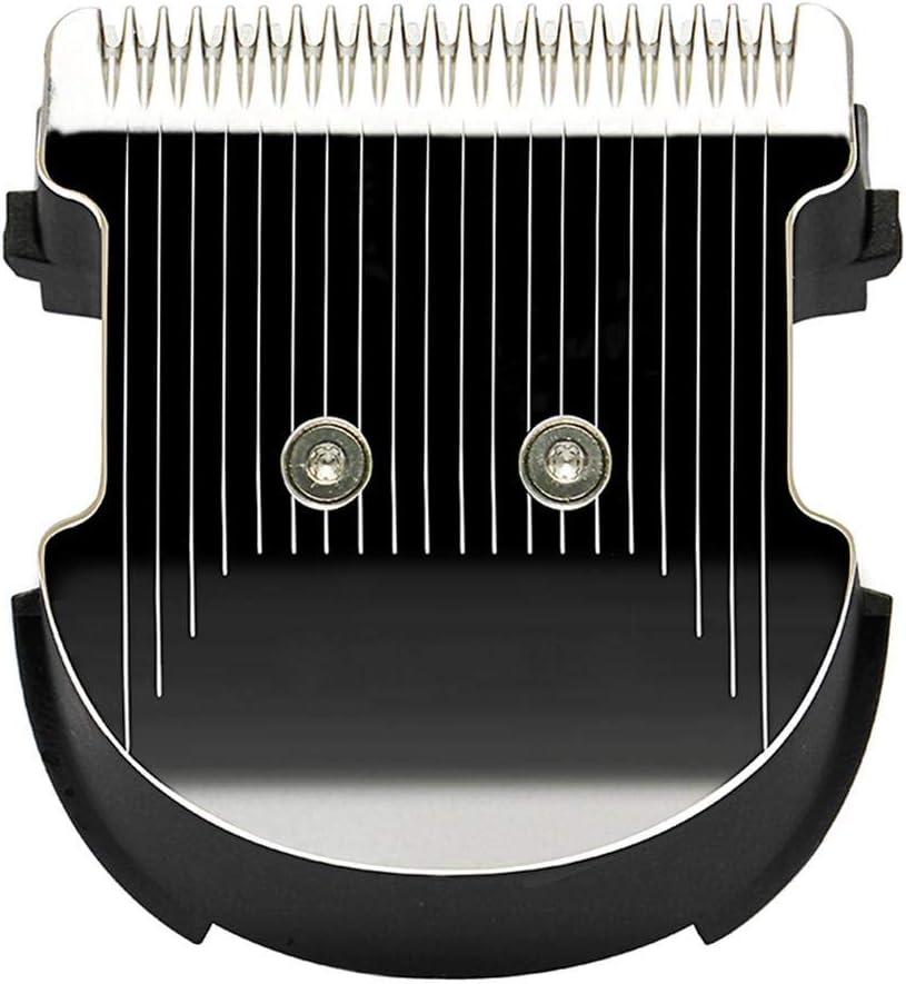 Brownrolly Recortador de Cabello Cabezal Clipper Shaver Reemplazo Cabezal de afeitadora con Peine de límite Accesorios para cortapelos para P-hilips HC5450 HC3400 HC3410 HC7450