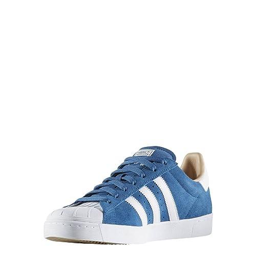 finest selection 82eb7 af18e adidas Mens Trainers Blue Blue Blue Size 5.5 UK Amazon.co.uk Shoes   Bags
