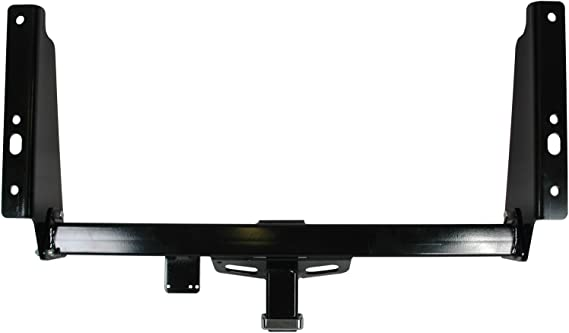 Reese Towpower 44082 Class III Custom-Fit Hitch with 2 Square Receiver Opening Includes Hitch Plug Cover
