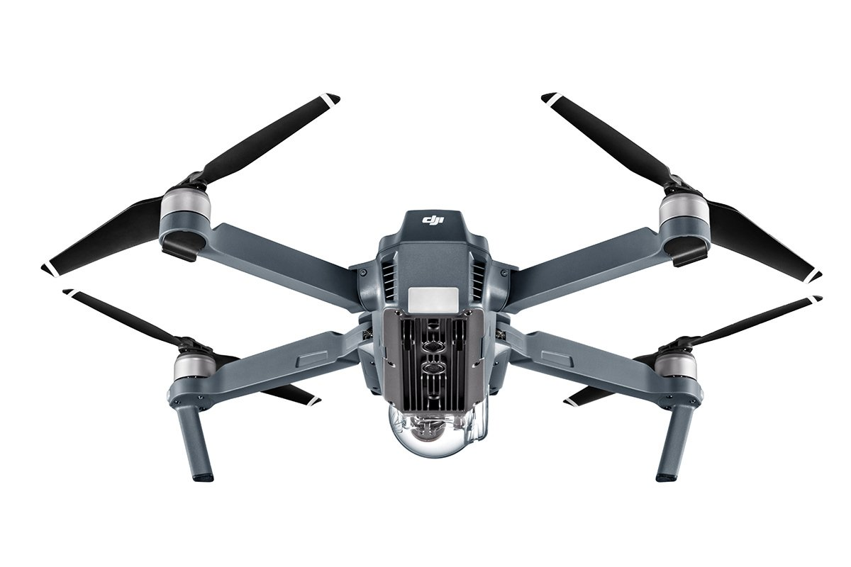 DJI Mavic Pro, QuadCopter Drone without Controller and Charger by DJI