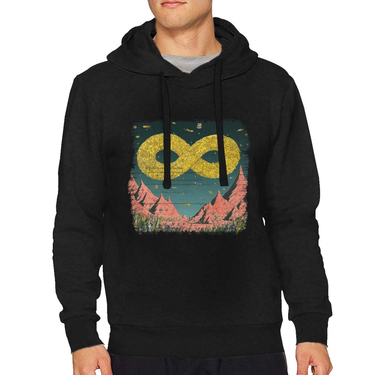 Vicromanko Man S Dance Gavin Dance Mothership Sweater R N Funny Drawstring 6074 Shirts