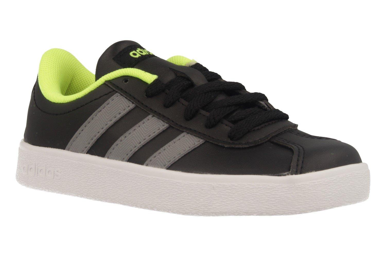 e3afdb5e0f7 Adidas VL Court 2.0 K Tennisschuh,, Kinder: Amazon.de: Sport & Freizeit