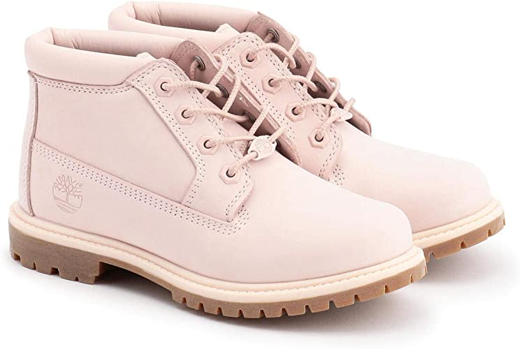 alta calidad imágenes detalladas mejor venta Timberland Womens Nellie Chukka Double Boots in Rose- Low-Slung ...