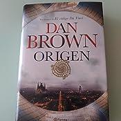 Origen (versión española) eBook: Brown, Dan, Montoto Llagostera ...