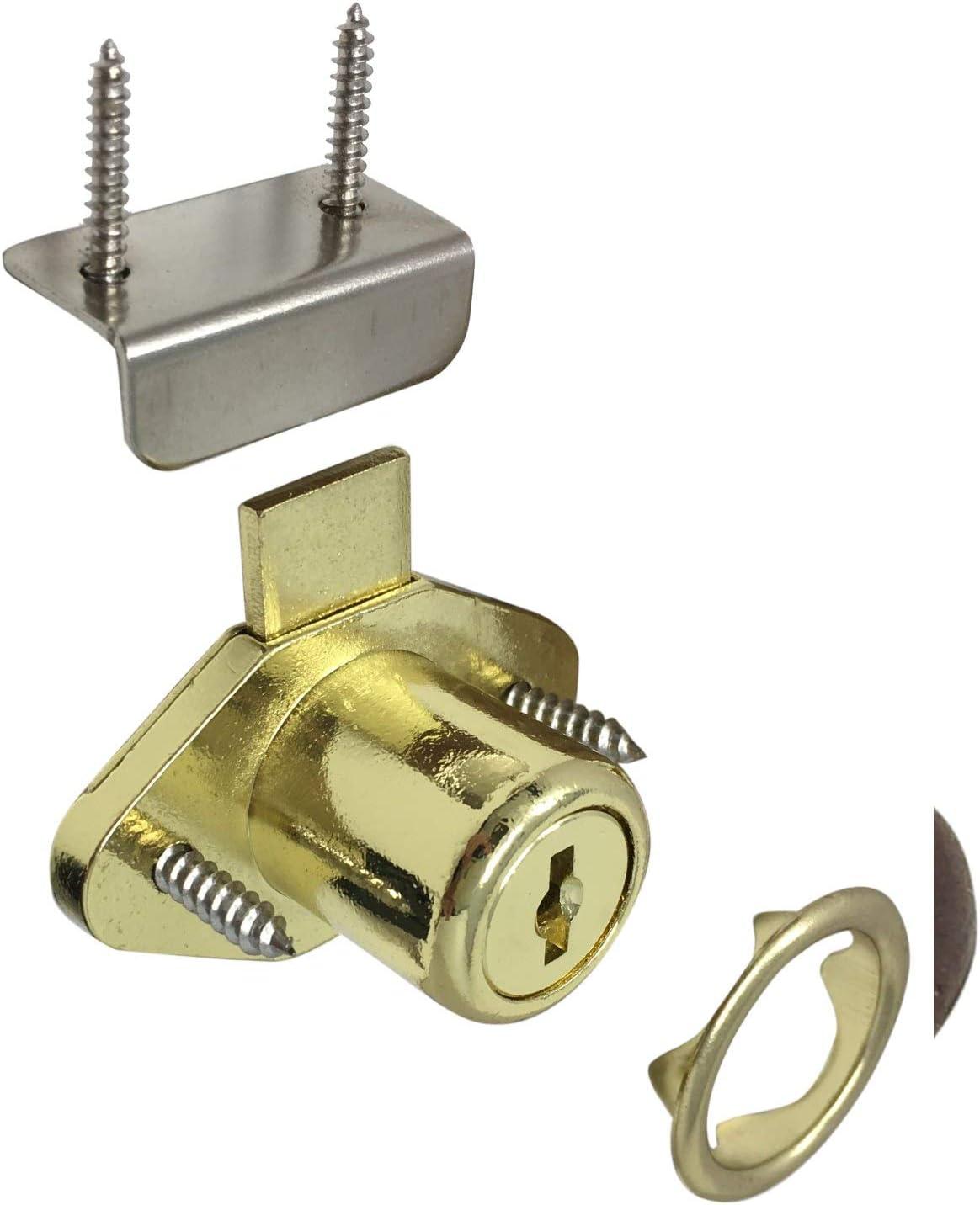 Desunia Office Desk Lock for Drawer & Door - 7/8
