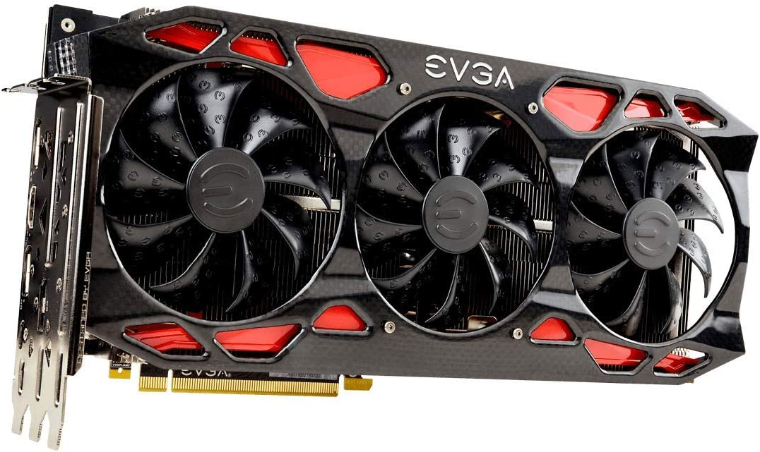 Carbon Fiber Shroud for EVGA 20-Series FTW3 Cards