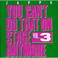 You Can´t Do That On Stage Anymore, Vol. 3