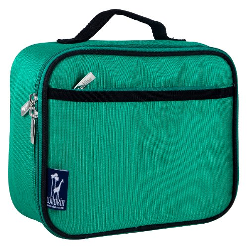 Wildkin Lunch Box, Emerald Green
