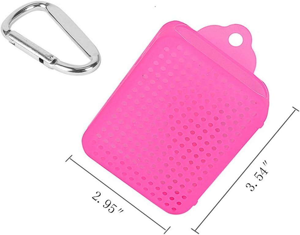 SimpleLife Etui de Protection Bluetooth Skin Cover , Housse de Protection en Silicone pour bo/îtier Rigide pour JBL GO 2 Haut-Parleur Bluetooth
